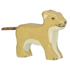 Holztiger Kleiner Löwe Holztiger 80141