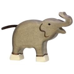 Holztiger Elefant Klein Holztiger 80150