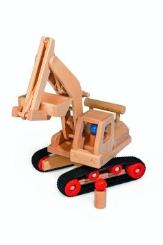 Fagus Bagger Holzfahrzeug Fagus 10.71