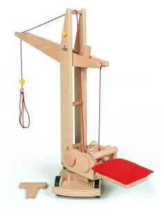 Nic Baukran Holzspielzeug Nic 1874