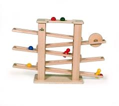 Nic Kugelbahn Holzspielzeug Nic 1501