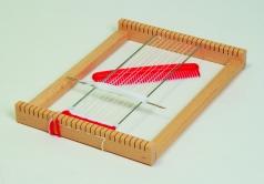 Nic Webrahmen Lotte Holzspielzeug Nic 3101