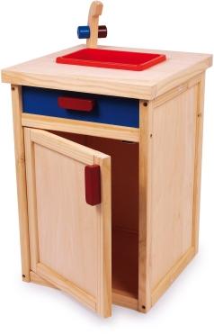 Legler Holzspielzeug Küchenspüle Legler 5041
