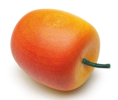 Erzi Holz-Apfel Kaufladenzubehör Erzi 11001