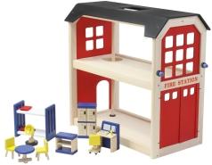 Feuerwache 88701 Spielzeug Feuerwache Aurich OHG 88701