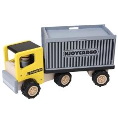 Njoykids LKW mit Container Njoykids 85720