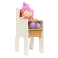Drewart Hochstuhl für Puppen, weiß Drewart 3061