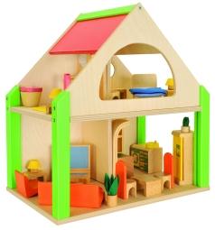 Nemmer Spielhaus Holzspielzeug Nemmer 30075