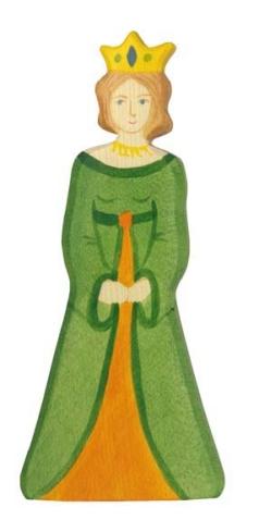 Holztiger Figur Königin Holztiger 80238