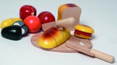 Walter Jumbo-Frühstück Holzspielzeug Walter 65050