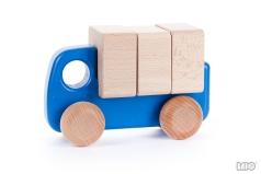 Bajo Holzspielzeug Kleiner Truck Bajo 42310