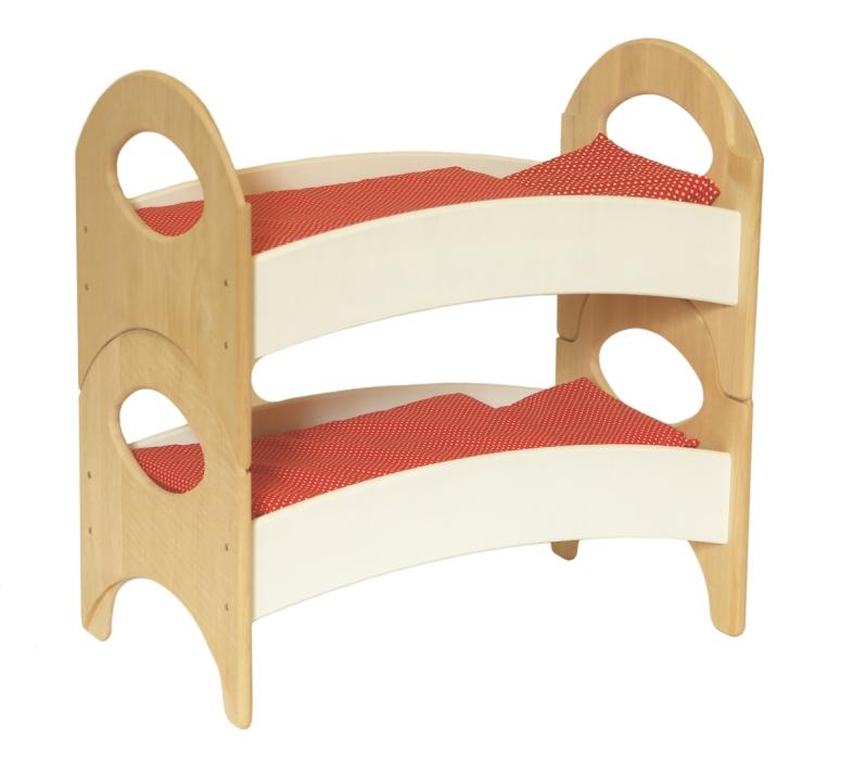 Puppenbett - Holzspielzeug Online-Shop