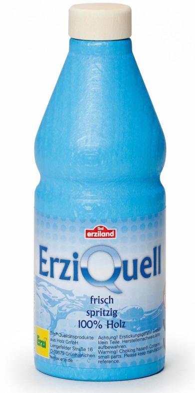 Erzi Kaufladenzubehör Mineralwasser