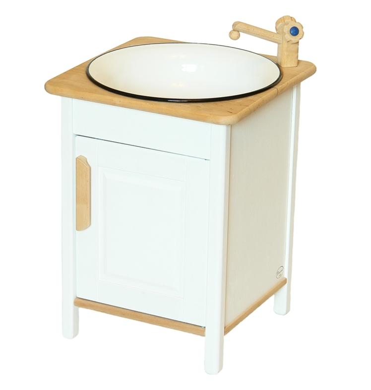 drewart kinder sp le wei drewart 2114. Black Bedroom Furniture Sets. Home Design Ideas