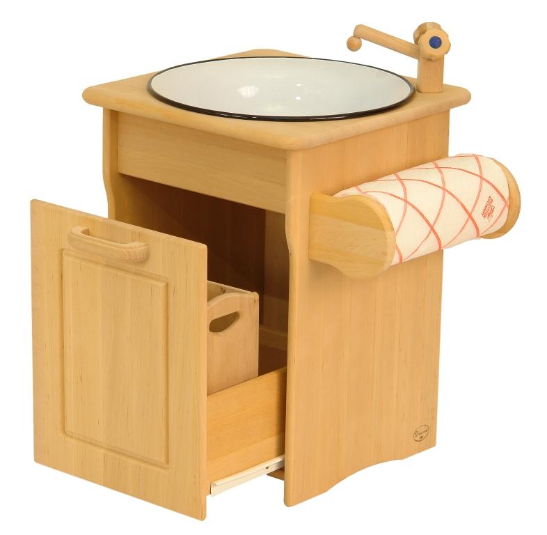 Drewart kuchen spule drewart 2131 holzspielzeug online shop for Küchen spüle