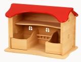 Großer Stall mit rotem Dach Drewart 4048