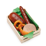 Erzi Backwaren-Sortiment Holzspielzeug Erzi 28130