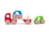 Bajo Autotransporter Holzspielzeug Bajo 41410