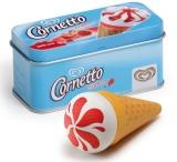 Erzi Eis Cornetto Erdbeer in der Dose Erzi 14005