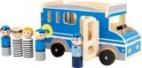Spielauto Polizeibus XL Legler 11459
