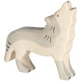Holztiger Wolf, heulend Holztiger 80109