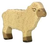 Holztiger Schaf stehend Holztiger 80073
