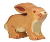 Holztiger Figuren Hase klein Holztiger 80100