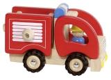 Goki Holz Feuerwehrauto Goki 55927