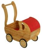 Drewart Holz Puppenwagen Drewart 3100