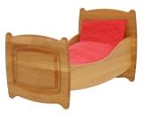 Drewart Holz Puppenbett Drewart 3006
