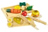Legler Schneide Frühstück Legler 1727 Holzspielzeug