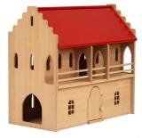Drewart Ritterhaus Holzspielzeug Drewart 1261