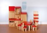 Goki Puppenmöbel Küche Goki 51718
