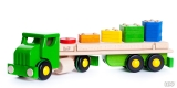Bajo Truck Bajo 44710G Holzspielzeug
