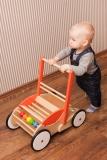 Bajo Lauflernwagen Bajo 73130 Holzspielzeug